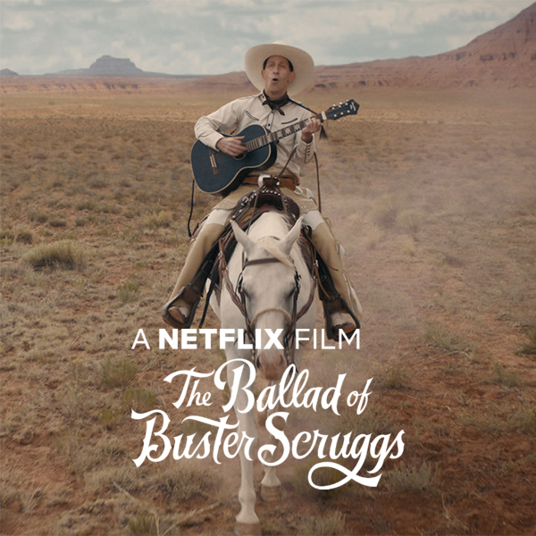 Баллада Бастера Скраггса / The Ballad of Buster Scruggs (2018) WEBRip 1080p | АРК-ТВ Studio & VSI International