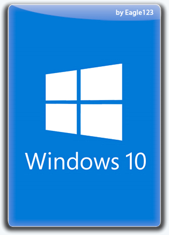 Windows 10 1903 16in1 by Eagle123 (x86-x64) (09.2019) {Rus/Eng}