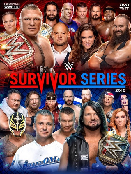 WWE Survivor Series 2018 PPV WEB H264-HEEL