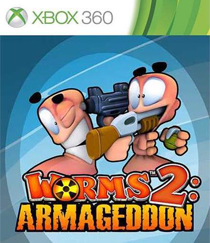 [XBOX360] Worms 2: Armageddon [Region Free / ENG]