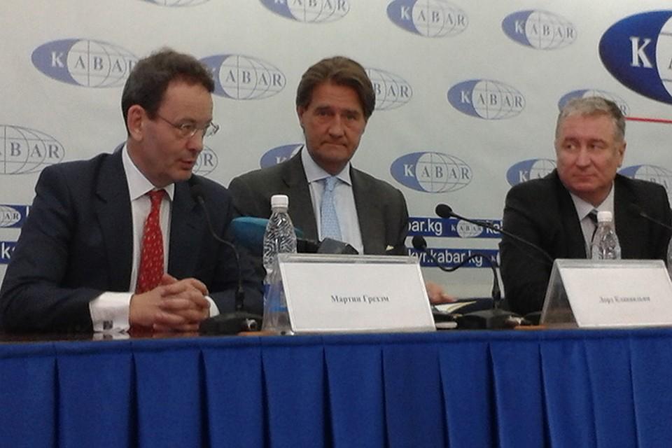 Мартин Грэм, Председатель правления Oracle Capital Group