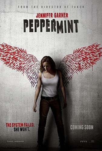 Peppermint 2018 1080p WEB-DL DD5 1 H264-CMRG