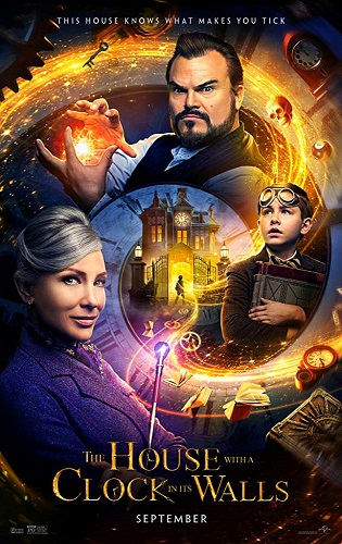 The House with a Clock in Its Walls 2018 1080p WEB-DL H264 AC3-EVO