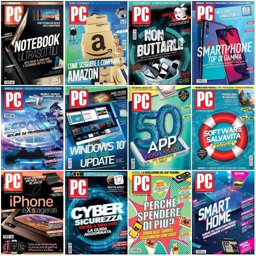 PC Professionale - Collezione Completa Anno 2018