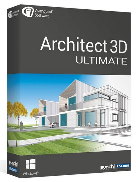 Avanquest Architect 3D Ultimate Plus v20.0.0.1022