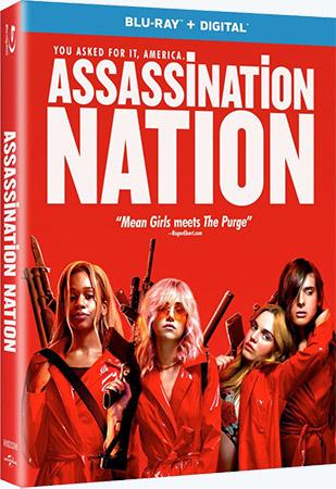 Нация убийц / Assassination Nation (2018) BDRip [H.264/1080p] [UKR, ENG / EN Sub] [PR]