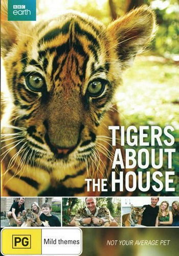BBC: Тигры в доме / Tigers About the House (2014) HDTVRip (Сезоны 1-2, серии 1-4 из 4)
