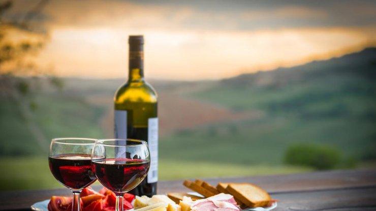 Саперави - хорошее грузинское вино