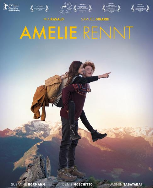 Амели бежит / Amelie rennt (2017) BDRip | P