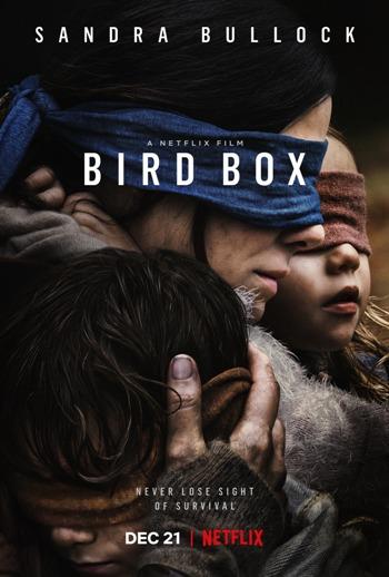 Птичий короб / Bird Box (2018) WEB-DLRip от Dalemake | Sub