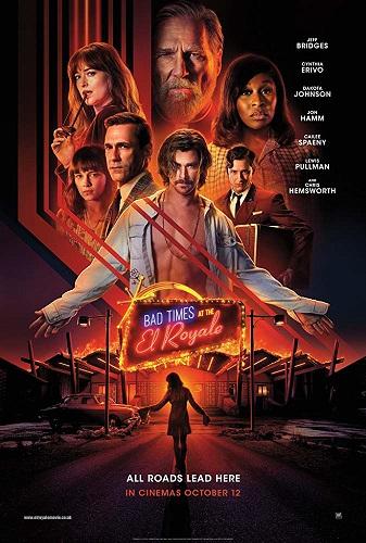Bad Times at the El Royale 2018 1080p WEB-DL DD5 1 H264-CMRG