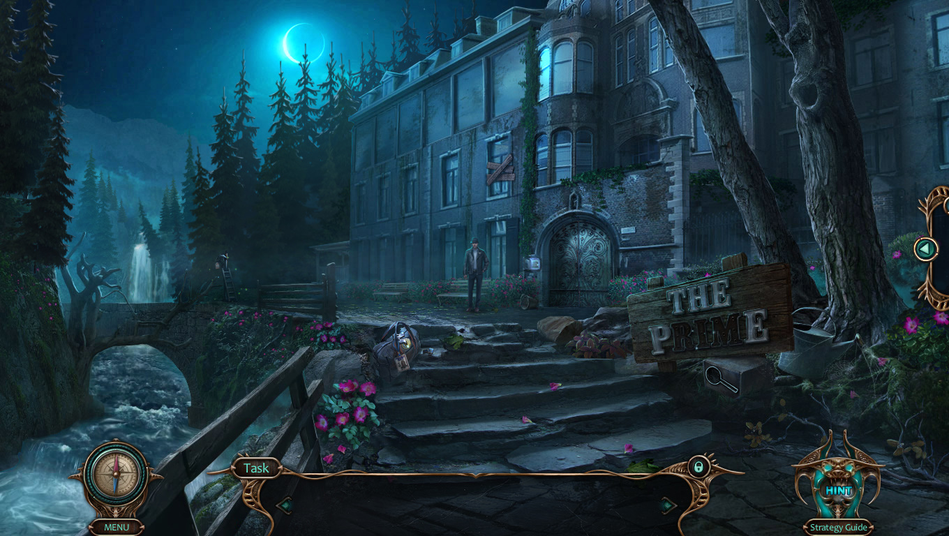 Haunted Hotel 17: Beyond the Page Collector's Edition (2018/РС/Русский), Unofficial