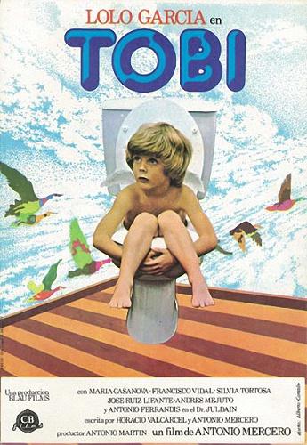 Тоби/Тоби, ребенок с крылышками/Tobi/Tobi, el nino con alas