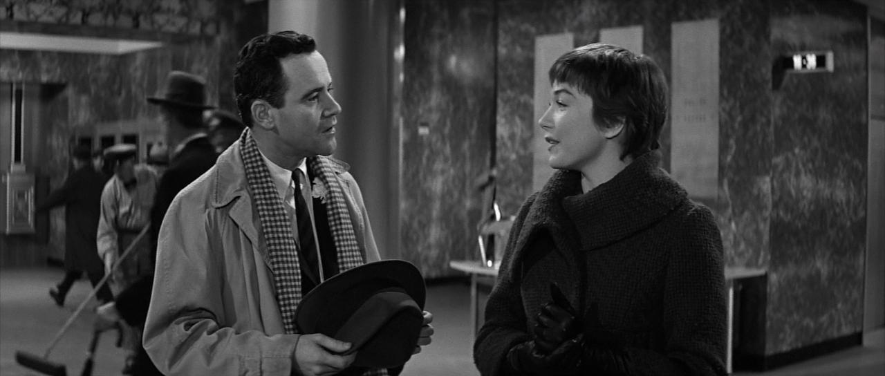 Квартира / The Apartment (1960HDTVRip) 720p