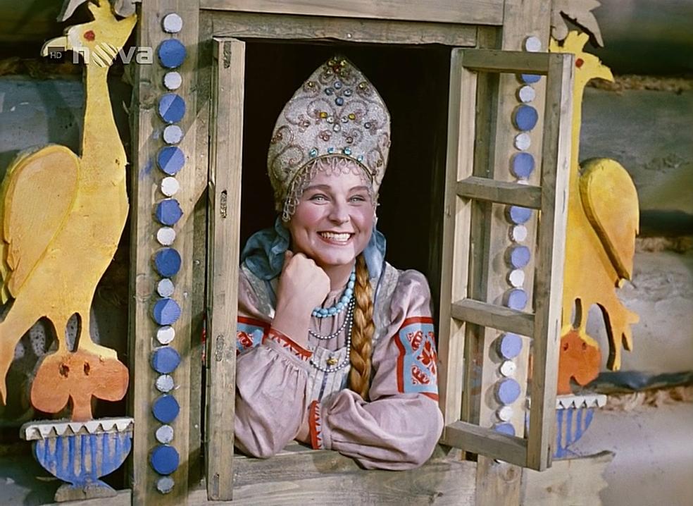 Морозко (1964/HDTVRip), 720p от KORSAR