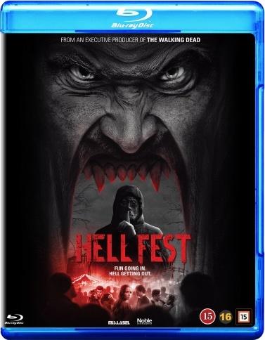 Хэллфест / Hell Fest (2018) BDRemux [EN / EN, Fr, Sp Sub]