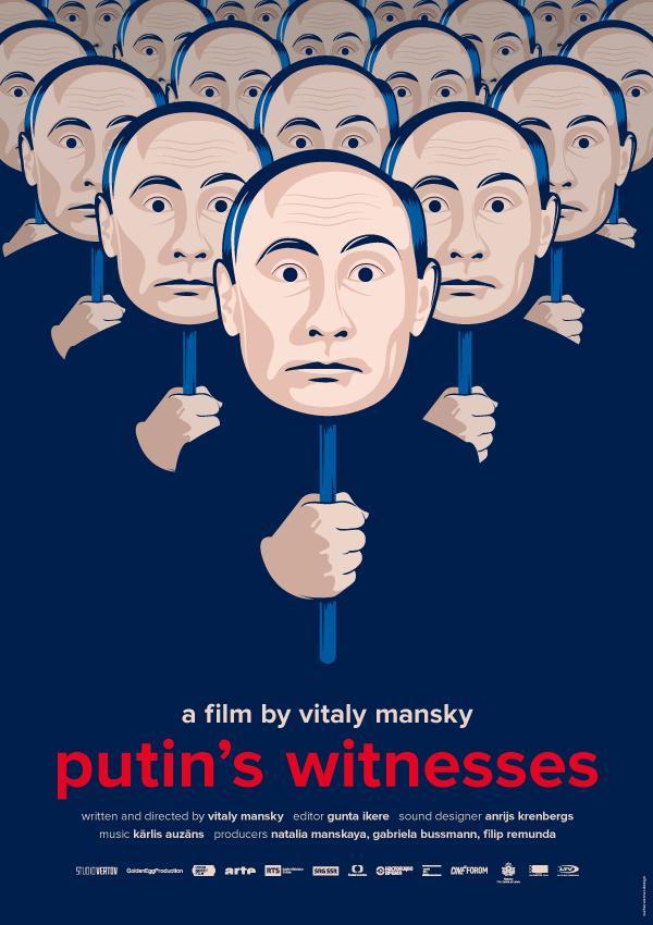 Свидетели Путина / Putins Witnesses (2018) WEBRip [H.264 / 720p-LQ] [PR]