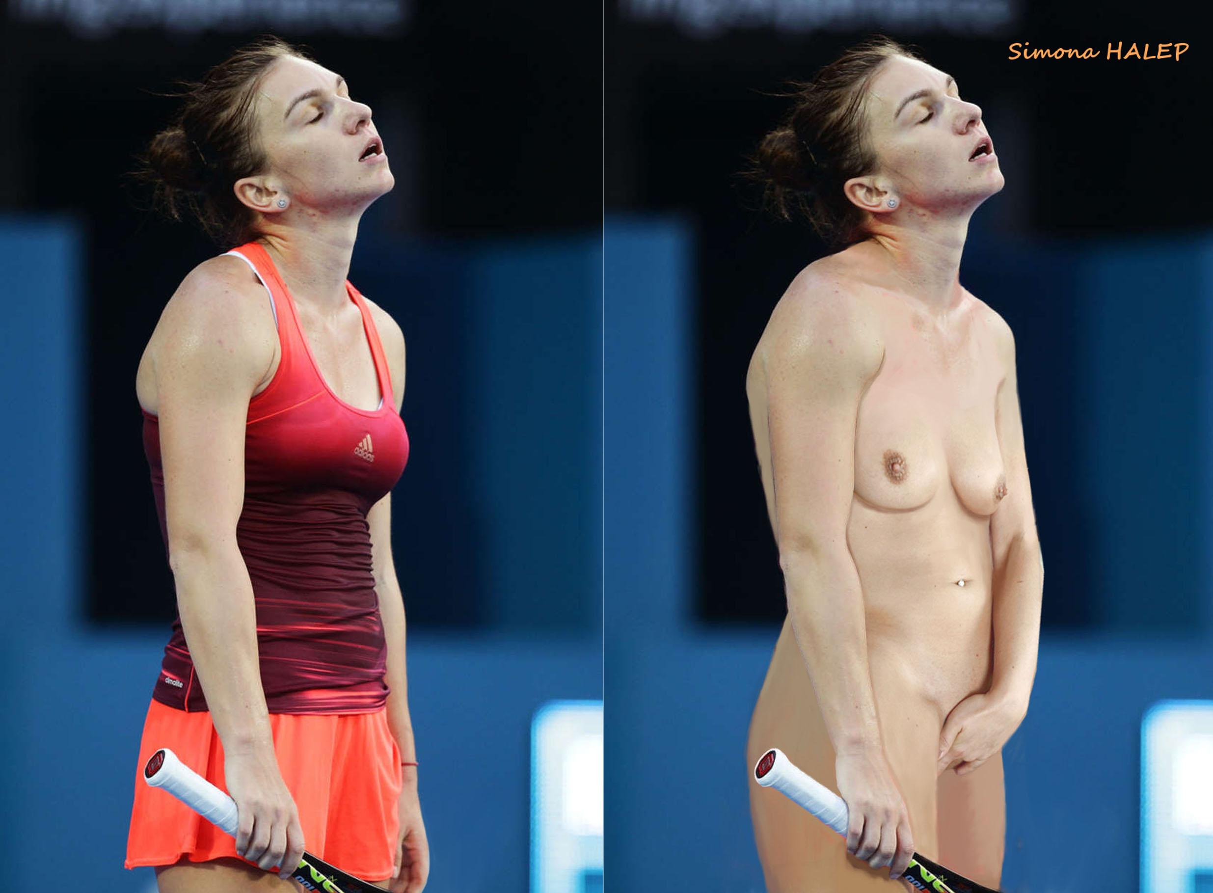 Simona halep nude