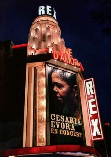 Cesaria Evora - Live D`Amor (2004, DVDRip)