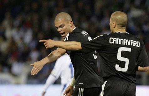 """Пепе: """"Мадрид"""" был кладбищем для центральных защитников"""""""