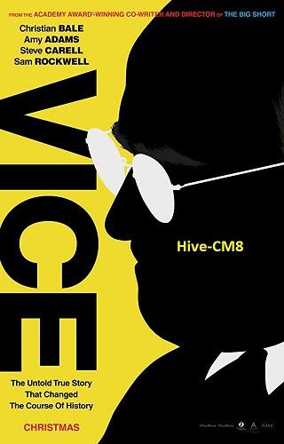 Vice 2018 DVDScr Xvid AC3 HQ Hive-CM8