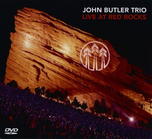 The John Butler Trio - Live at Red Rocks (2011, DVD9)