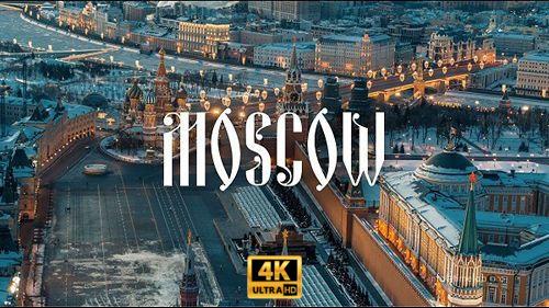 Москва / Moscow (2018) WEBRip [H.264/2160p] [4K, HDR] (2 части)