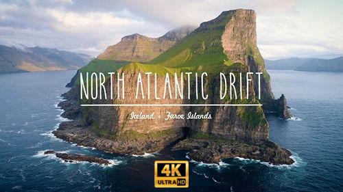 Дрейф в Северной Атлантике / North Atlantic Drift (2017) WEBRip [H.264/2160p] [4K, HDR]