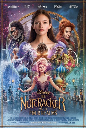 The Nutcracker And The Four Realms 2018 DVDRip XviD AC3-EVO