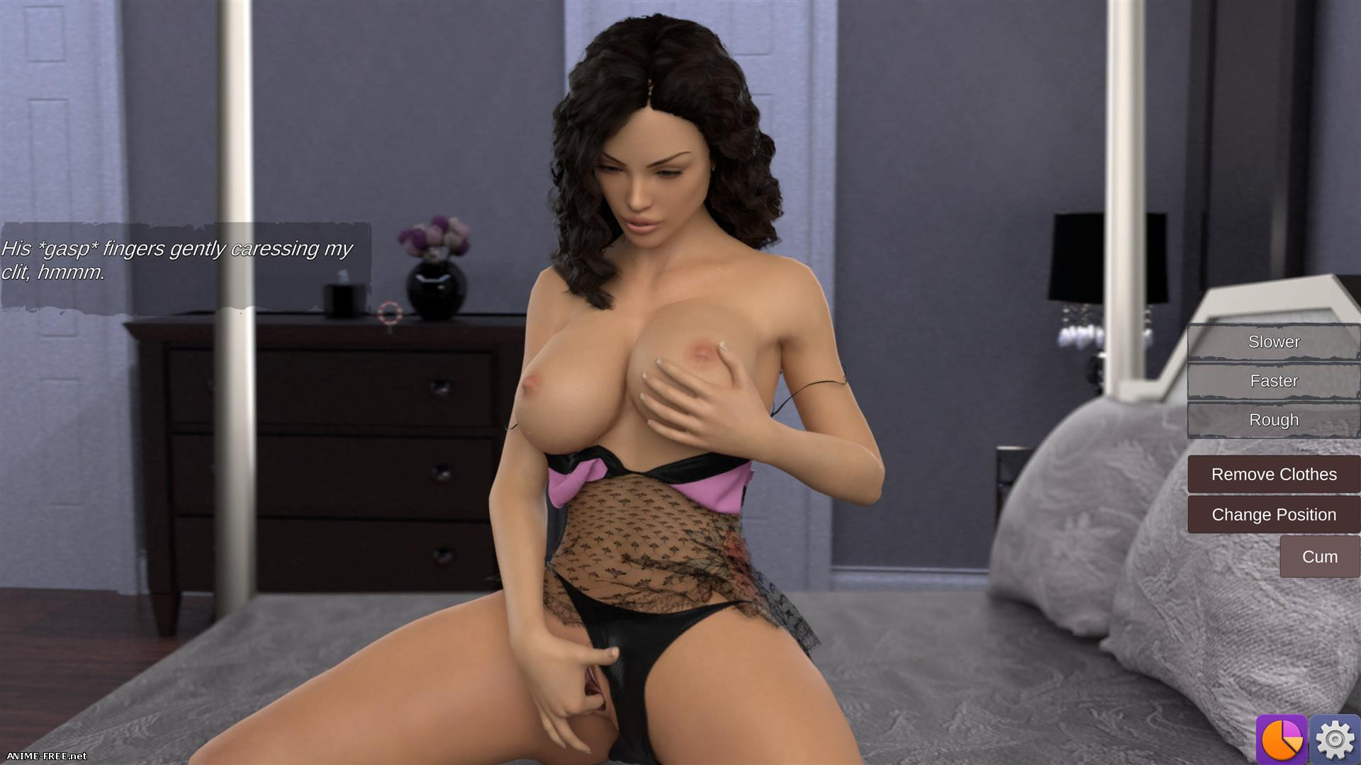 House of Seduction [2018] [Uncen] [ADV, 3DCG] [ENG] H-Game