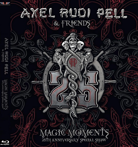 Axel Rudi Pell & Friends - Magic Moments (2014, BDRip 1080p)