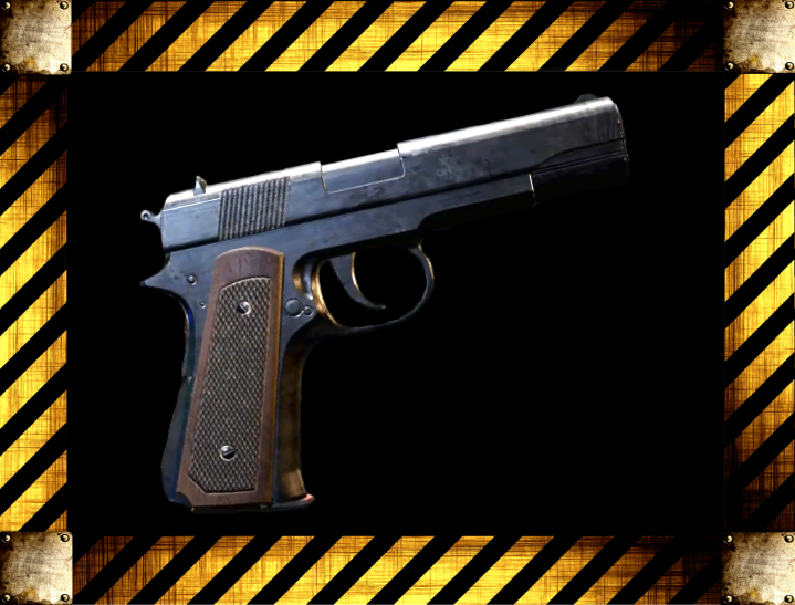 Оружие Resident Evil 2: Remake 5b6dc9bf7f72682eef9663c6bbf4ac22