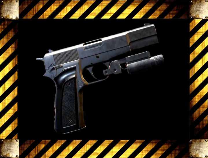 Оружие Resident Evil 2: Remake 85bb4ac5c04a2d82a44fecc2f4033e52