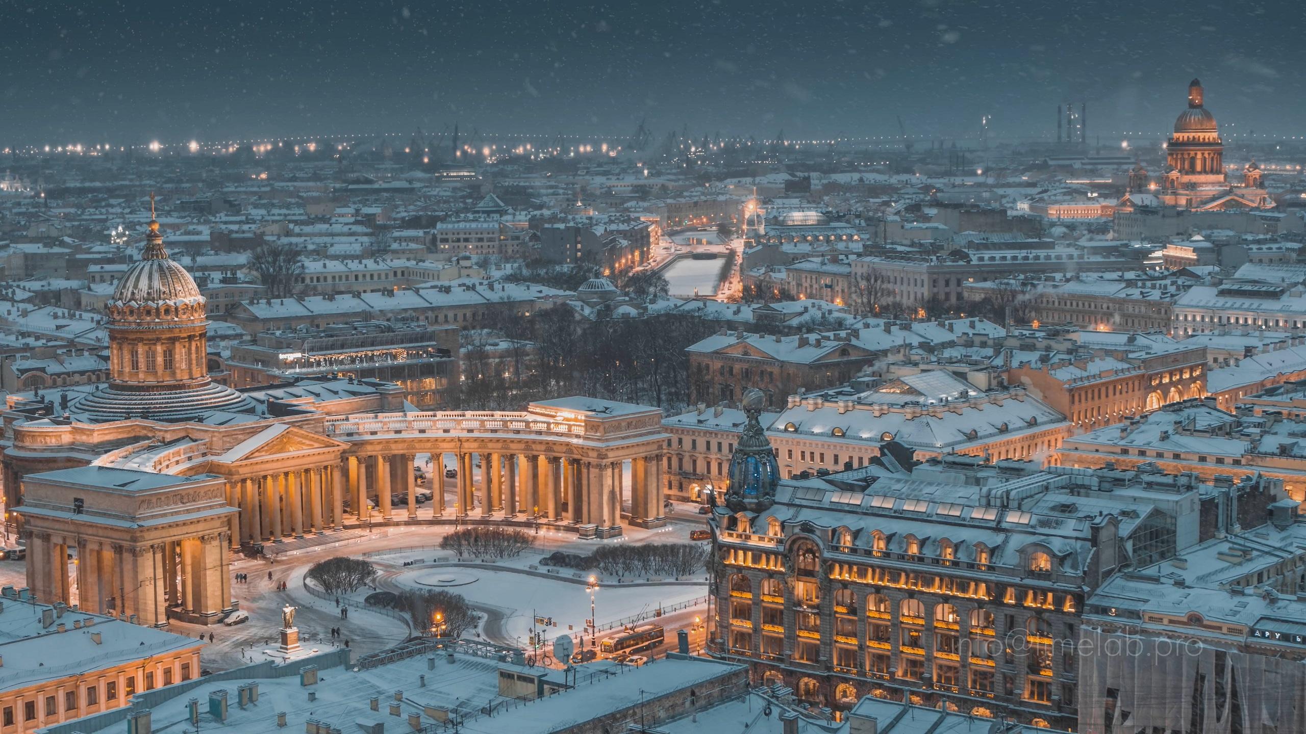 Санкт-Петербург (2018) WEBRip 1440p