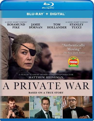 A Private War 2018 1080p BluRay x264-DRONES