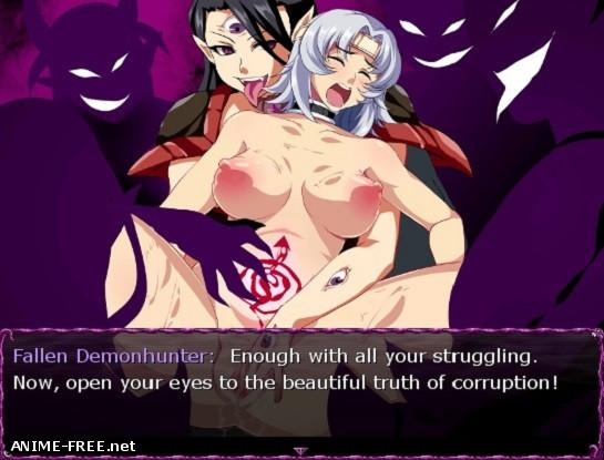 The Last Demon hunter Remastered [2018] [Uncen] [ADV, RPG] [ENG] H-Game