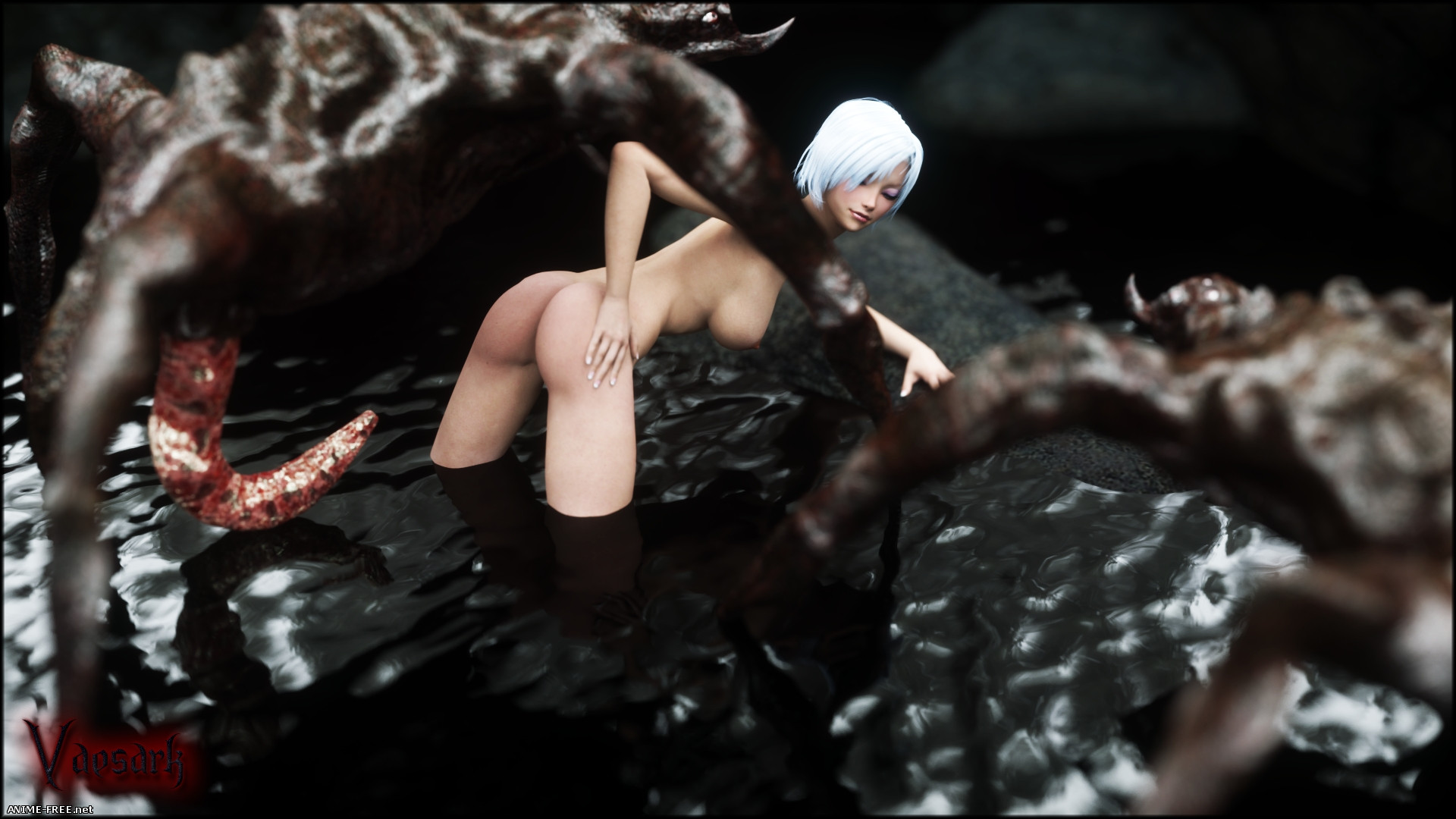 Collection 3d art Vaesark (Часть 4) [Uncen] [3DCG] [JPG,PNG] Hentai ART