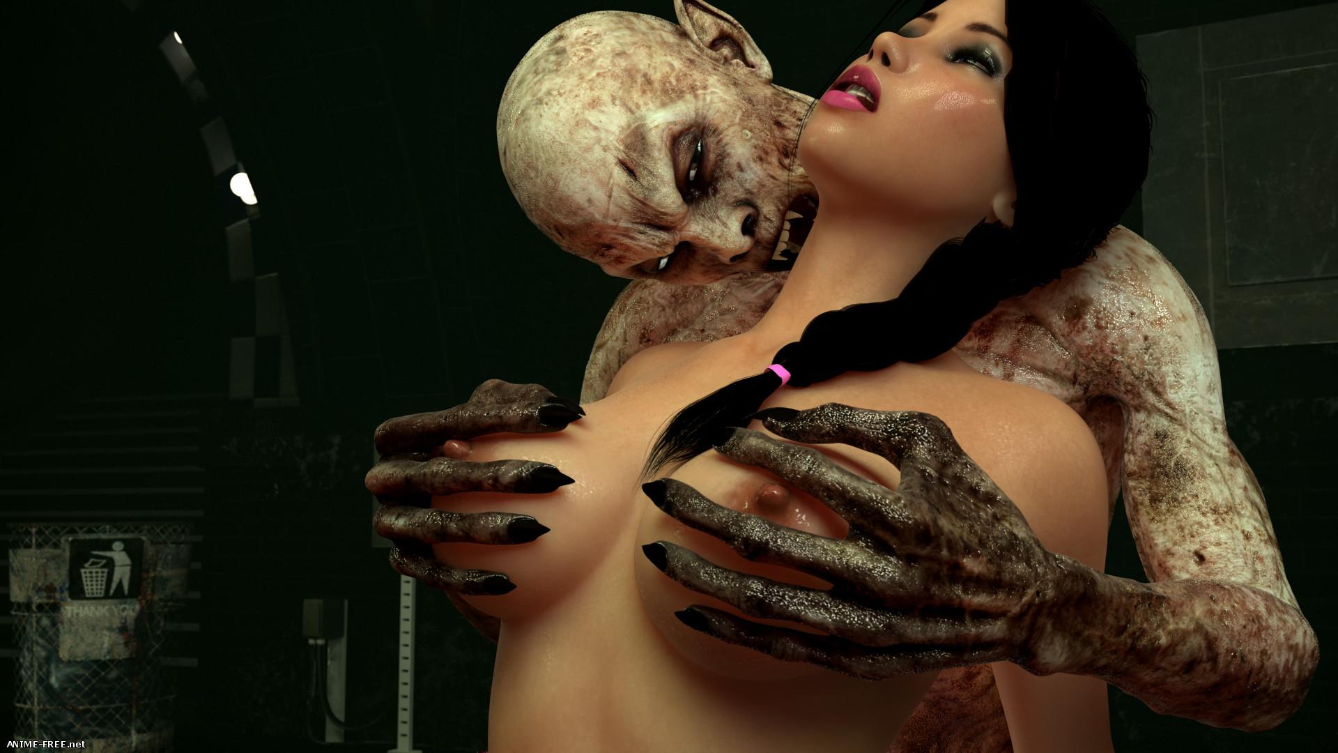 Night Trips II featuring Carina [3DCG] [Uncen] [ENG] Porn Comics