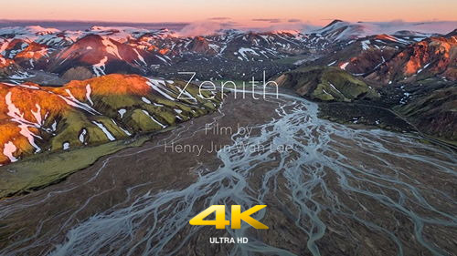 Зенит: погоня за светом в исландском нагорье / Zenith: Chasing Light in the Icelandic Highlands (2017) WEBRip [H.264 / 2160p] [4K, UHD]