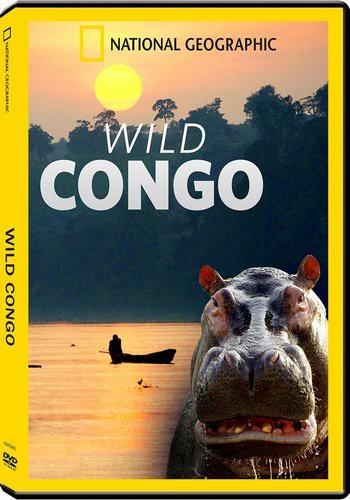 Дикая река Конго. Логово Кинг-Конга / Wild Congo. King Kongs Lair (2017) HDTV [H.264 / 1080i-LQ]