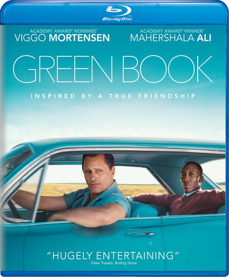 Зеленая книга / Green Book (2018) BDRip-AVC | Гоблин