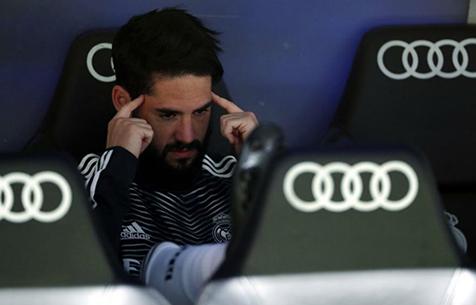 """Иско покинул расположение """"Мадрида"""" и не присутствовал на матче"""