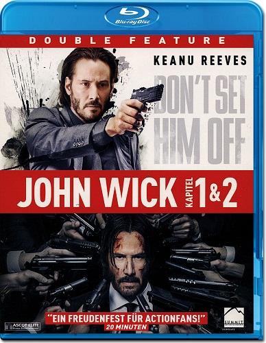 John Wick 1-2 1080p BluRay x264-SPARKS