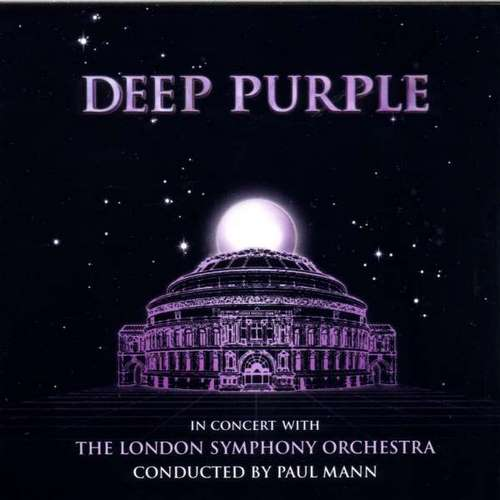 Deep Purple - Two Concert With Group & Orchestra (1969-1999, DVDRip)