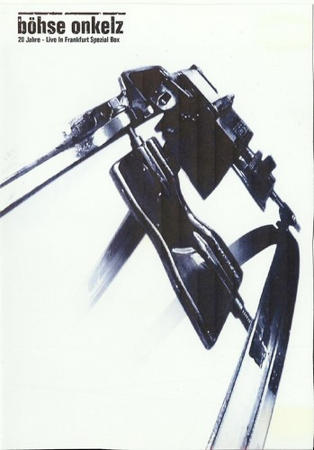 Boehse Onkelz - 20 Jahre - Live in Frankfurt (2001, 2xDVD5)