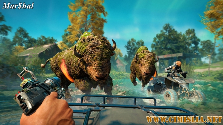 Far Cry New Dawn - Deluxe Edition [RePack] [2019 / RUS / ENG]