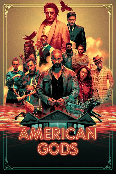 Американские боги / American Gods [S02] (2019) WEB-DLRip   LostFilm
