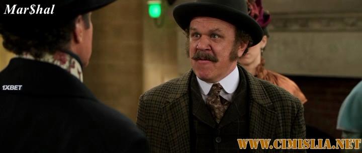 Холмс & Ватсон / Holmes & Watson [2018 / WEB-DLRip]