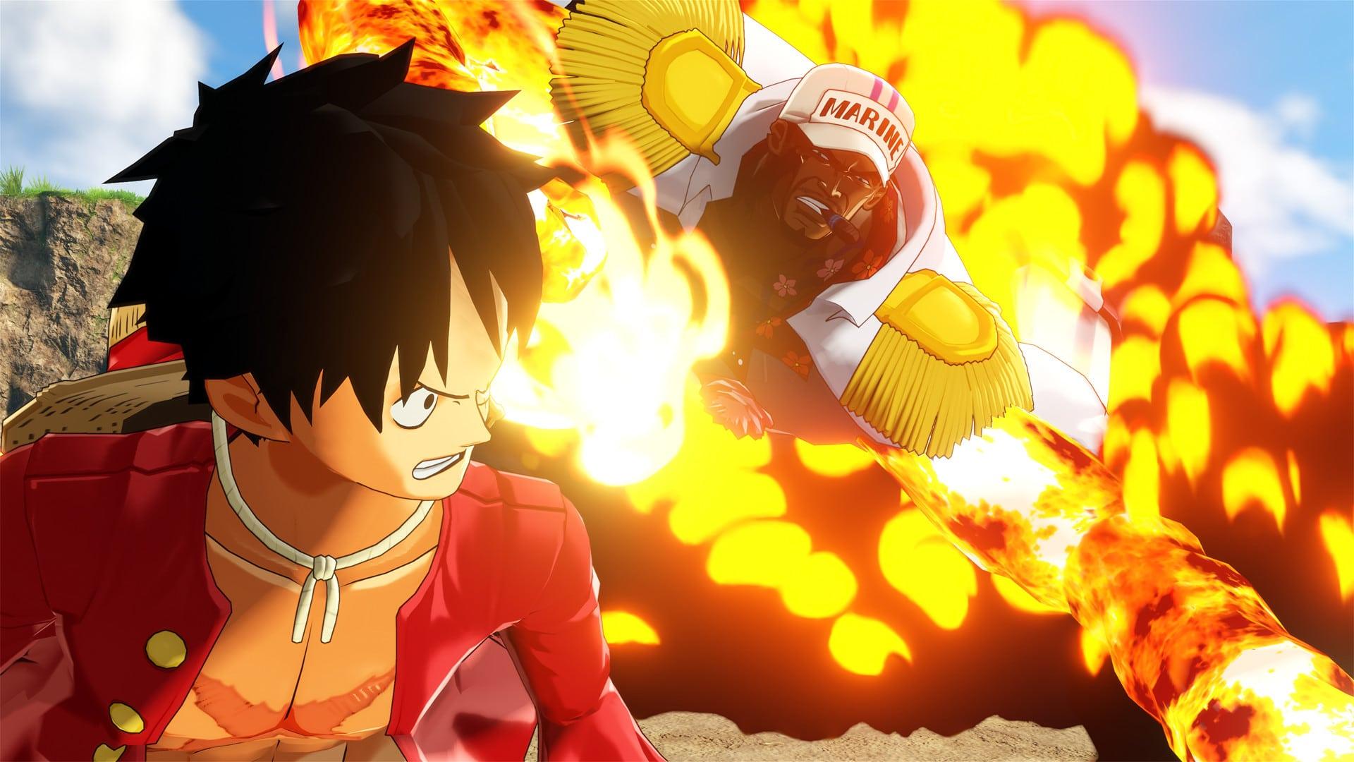 One Piece: World Seeker (2019/PC/Русский), Лицензия