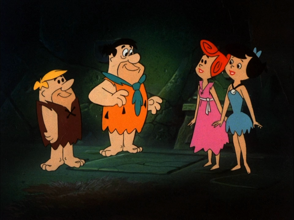 Флинтстоуны встречают Рокулу и Франкенстоуна / The Flintstones Meet Rockula and Frankenstone (1979/WEBRip-AVC) 720р